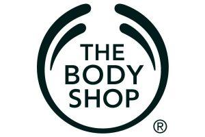 Het The Body Shop logo.