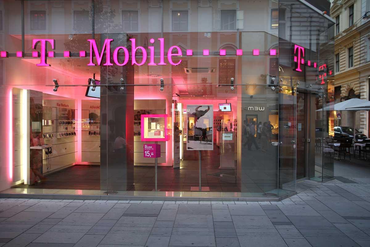 Leuk bericht van T-Mobile