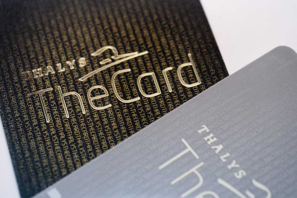 Thalys TheCard