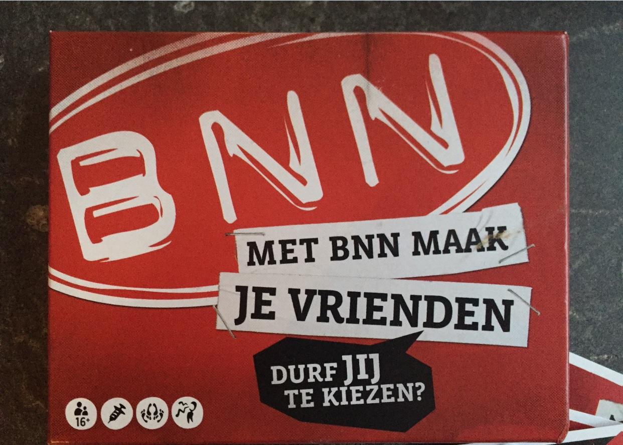 BNN-vriendenspel