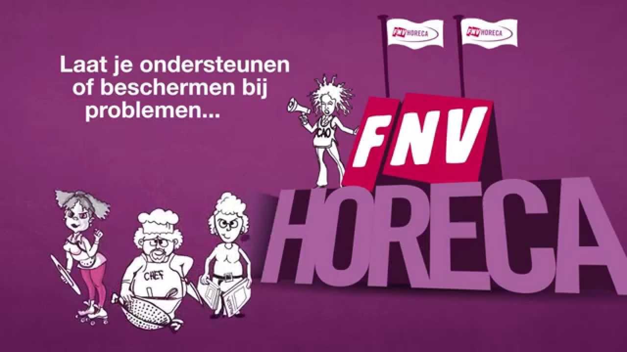 Welkomstcyclus FNV Horeca