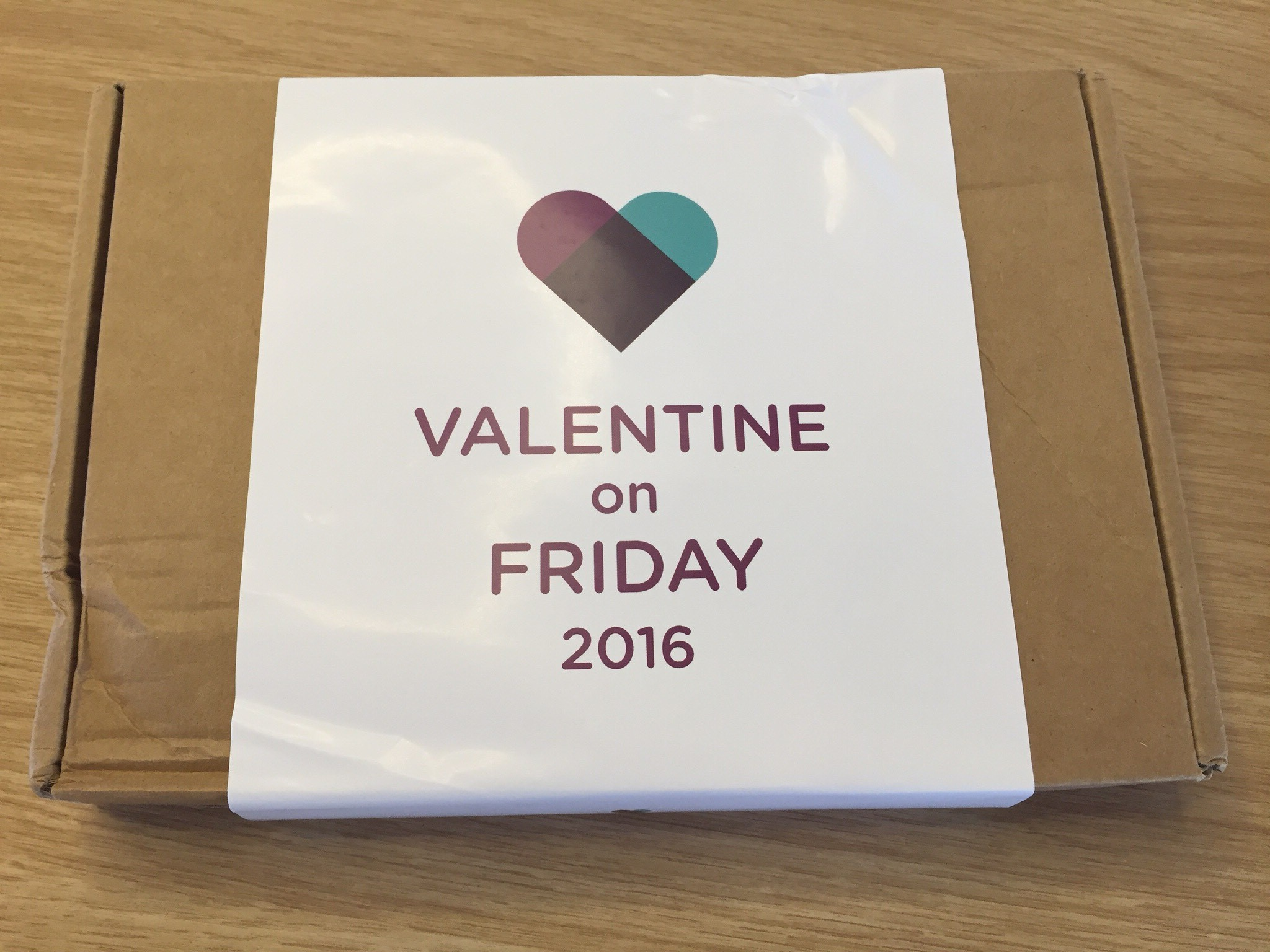 Valentine on Friday 2016