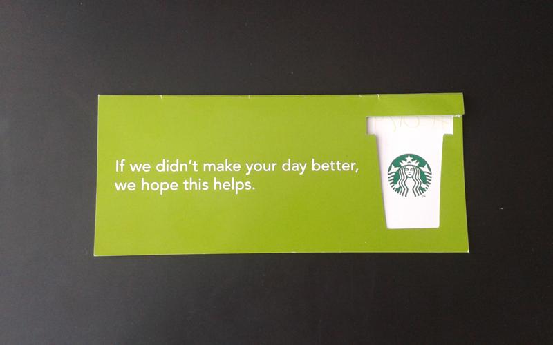 Klanttevredenheid bij Starbucks