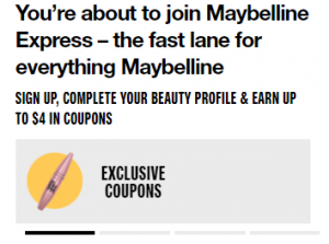 Maybelline Express