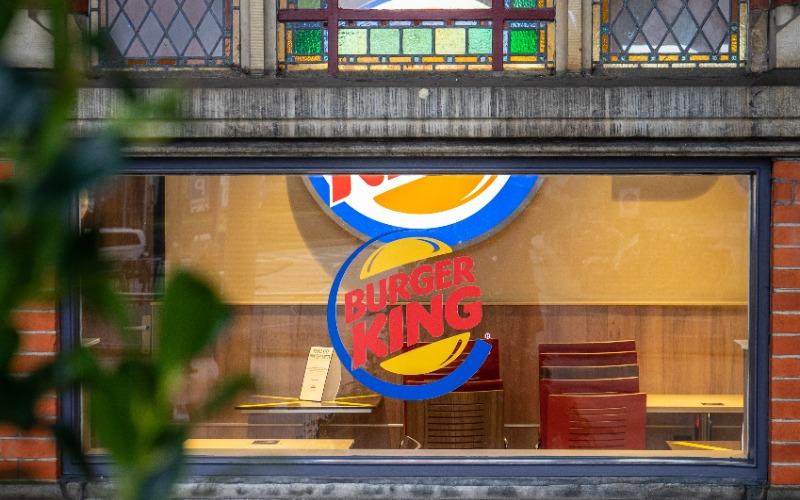 Burger King crowns sparen